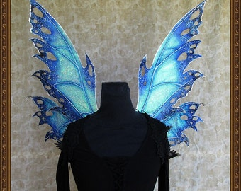 Adult Fairy Wings**Iridescent Assorted Colors**FREE SHIPPING**Fairy Costume/Photography/Masquerade/Cosplay