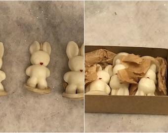 Vintage Tavern Novelty Rabbit Candles