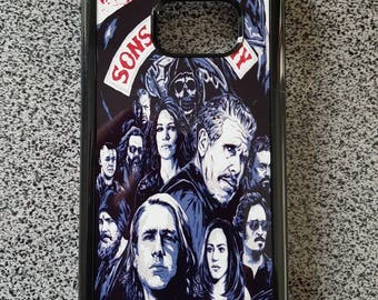 Personalised Samsung phone cover