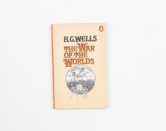 The War of the Worlds by H. G. Wells, Vintage Penguin Book, 1973