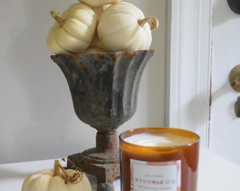 Heirloom Pumpkin Soy Candle