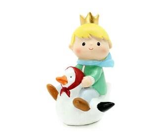 The Little Prince figure C - plant topper, desk / car decoration