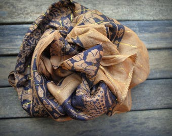 Caticugan Sand Head Scarf/Shawl