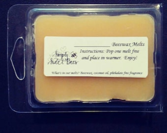 Whiskey Beeswax Melts