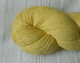 Primula silk/alpaca laceweight yarn