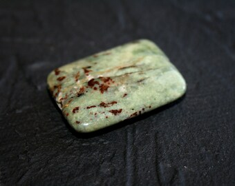 CHOICE: Opal, Jasper and Black Amazonite Pendants