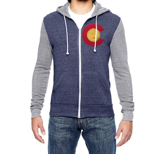 Colorado Hoodie Color Block Colorado Hoody Men's Colorado Sweatshirt Hooded Sweater Rocky Mountains Ski Snowboard Wedding Groomsmen Gift GDr4ZU