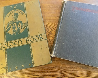 Antique Yearbooks