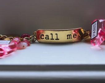 CALL ME Bracelet