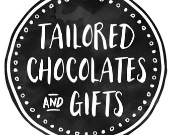 Delivery Upgrade by tailored chocolates