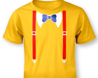 Tweedle Dee and Tweedle Dum Costume baby t-shirt