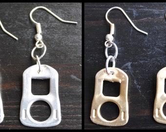 Ring pull earrings (Style 1)