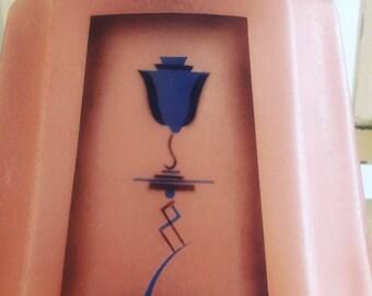 Beautiful art deco lamp
