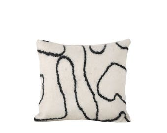 "15"" x 16"" Pillow Cover Felt Pillow Cover Handmade Felt Pillow Cover FAST SHIPMENT with ups or fedex - 08415"