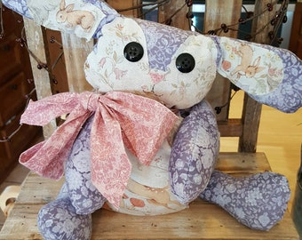 Heat pack bunny- aromatherapy- lavender scented