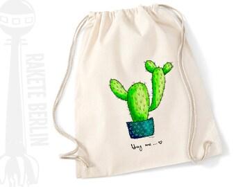 Gymsac 'cactus - hug me'