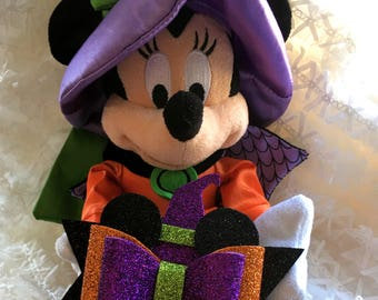 Witch Mouse Bow