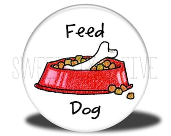 Feed Dog - Chore Magnet