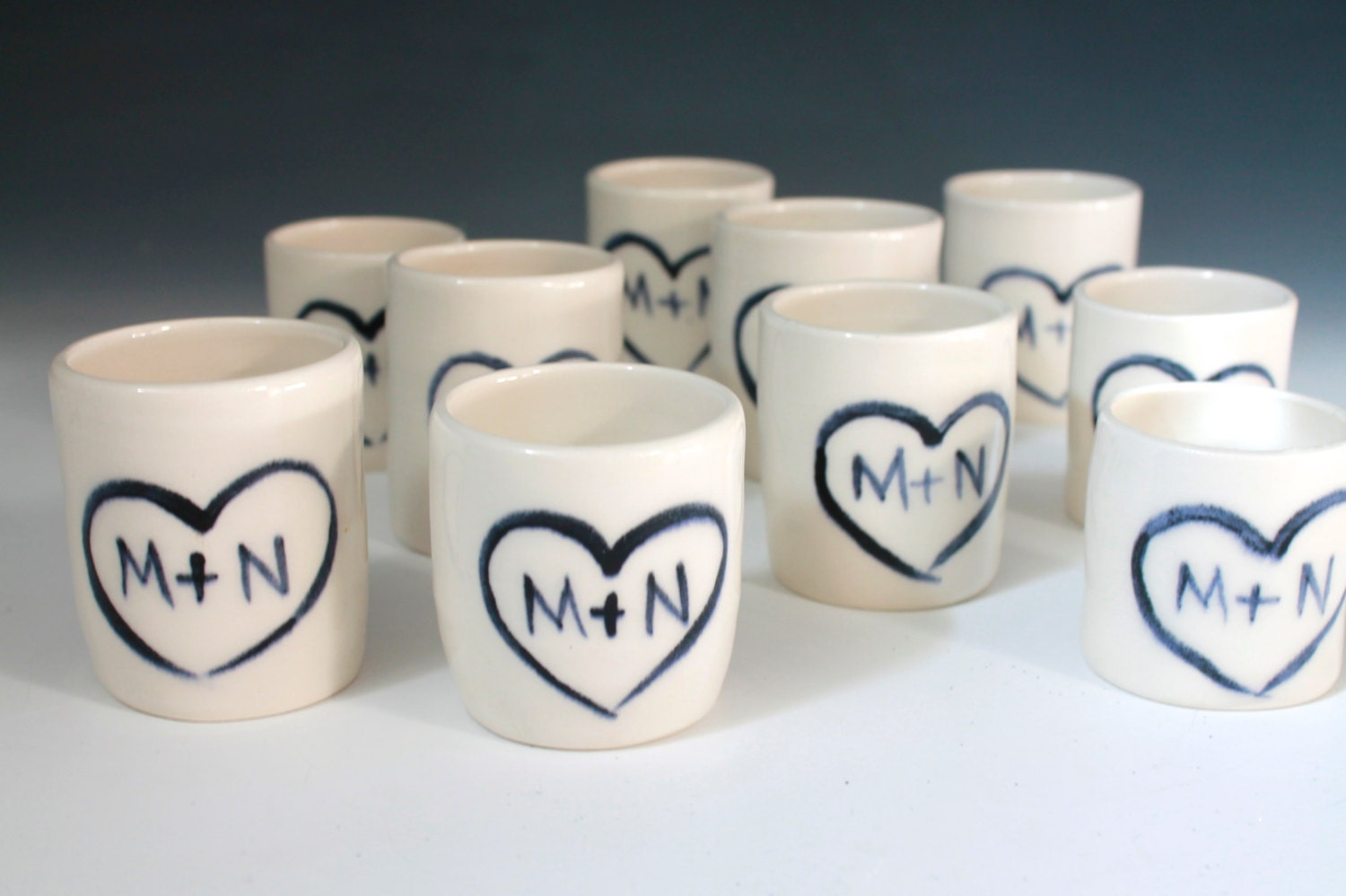 Personalized Shot Glasses Wedding Favors For Weddings Cups