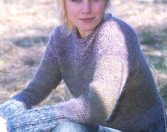 Alpaca Sweater
