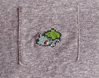 Pocket Monster T-shirt [CUSTOM COMMISSION][Please read description] #3
