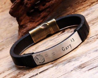 Baseball Bracelet, Team Bracelet, Custom Bracelet, Sports Jewelry, Friendship Bracelet, Charm Bracelet, Sport Bracelet, Leather Bracelet