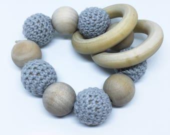 TEETHING Toy - Bracelet