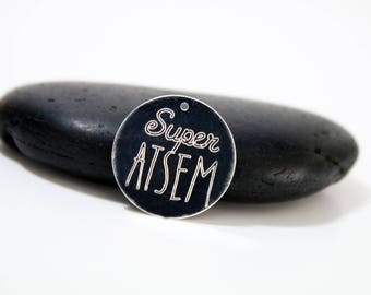 SCHOOL EDITION / year-end - pendant engraved SUPER?