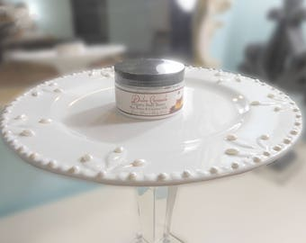 Dulce Caramelo Organic Body Butter - Natural Body Butter - Organic Jojoba Oil, Coconut Milk, Shea Butter, and Macadamia  Oil