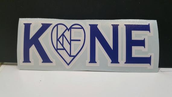 Kane Brown Decal