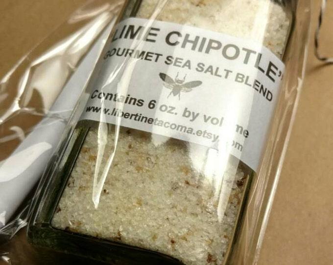 Lime & Chipotle Sea Salt