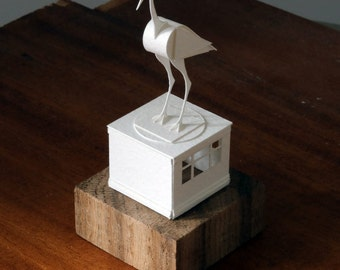 Colossus - paper model