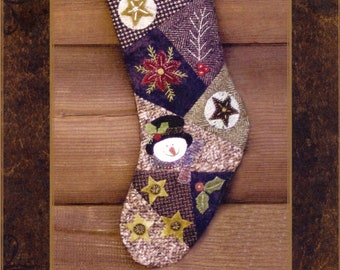 Crazy for Christmas - Pattern