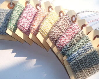 WHOLESALE Listing Baker's Twine // 1000 Yards // 10 Available Colors