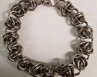Stainless Steel Barrel Weave (Chainmail)