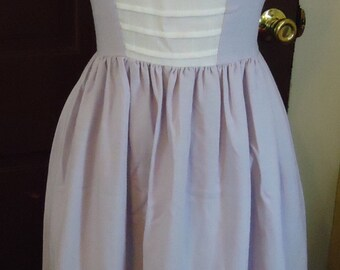 Pale Purple Vintage Sundress