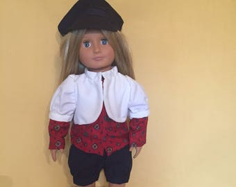 Trendy Outfit for American Girl Doll