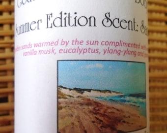 Sand Dunes Summer Scented Goat's Milk Hand & Body Cream Lotion Cream 8 oz