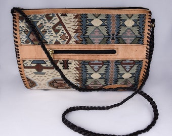"Women's Leather ""Bohemi"" handbag shoulder bag"