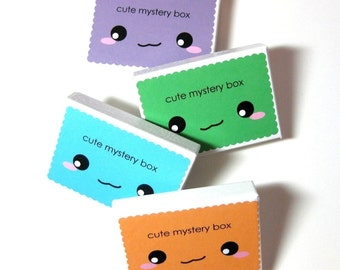 Cute Mystery Box | Blind Box | Party Favors
