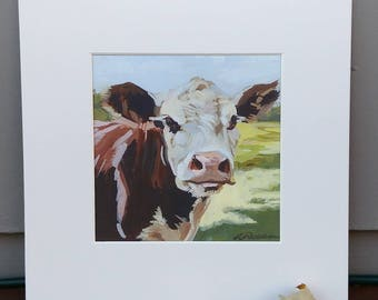 What Are You Looking At? - Giclee print