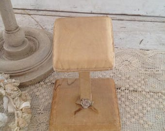 Vintage Shabby Millinery Hat Stand