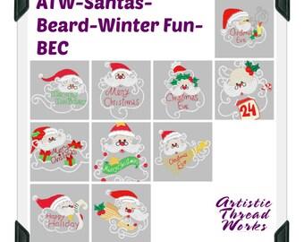 Santas-Beard-Winter-Fun-BEC ( 10 Machine Embroidery Designs from ATW )