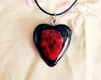 Zombie Love Heart
