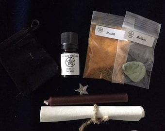 Health Restore Spell Kit