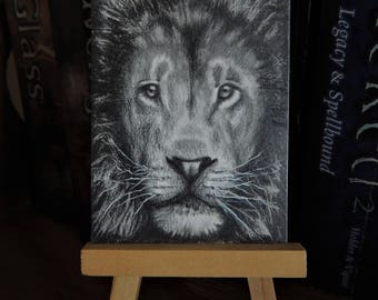 The Lion's Mane ACEO