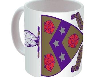 Fiji Crest Coffee Mug