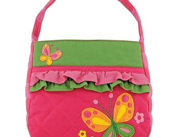 Pretty Butterfly Toddler Purse