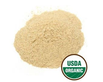 Lemon Peel Powder, Organic 1 Pound