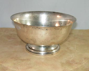 Sterling Silver Bowl, Newport Sterling